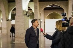 Entrevista a José Luis Clemente, comisario de la exposición